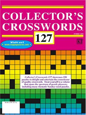 Collector's Crosswords